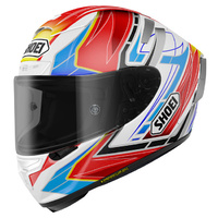 Shoei X-Spirit III TC-10 Assail Helmet