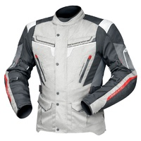 Dririder Apex 5 Grey/White/Black Jacket