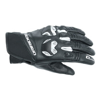 Dririder Launch Summer Black/White Gloves