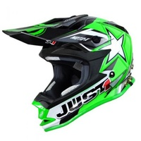 Just1 J32 Green Youth Small Helmet