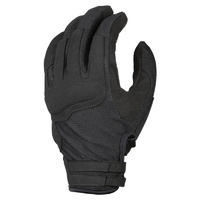 Macna Mens Darko Black Summer Gloves