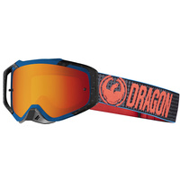Dragon 2018 MXV Max Nate Adams Red Ion Lumalens Goggles []