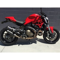 MY15 DUCATI MONSTER 821