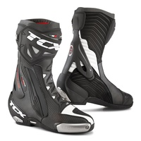 TCX Mens Black RT-Race Pro Air Boots