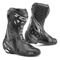 TCX Mens Black RT-Race Waterproof Boots