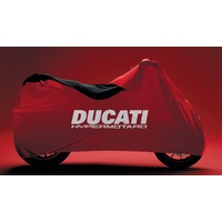 Ducati Hypermotard Canvas Bike Cover
