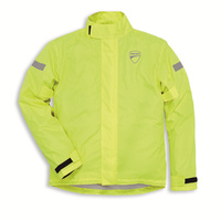 Ducati Mens Strada 2 High-Vis Rain Jacket