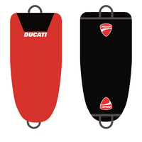 Ducati Leather Suit Bag