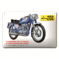 Ducati Diana 250 Metal Sign