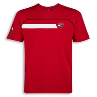Ducati Corse Mens Speed Red T-Shirt