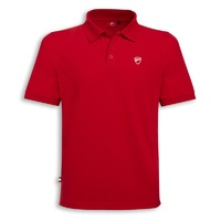 Ducatiana 2 Mens Red Polo Shirt