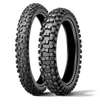 Dunlop MX52 Tyre Set 100/90-19 & 80/100-21 Intermediate Hard