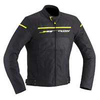 Ixon Helios Black/Yellow Jacket