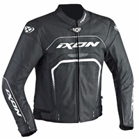 Ixon Fighter Black/White Jacket