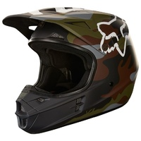 Fox V1 Camo 2X-Large Helmet