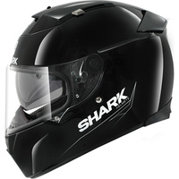 Shark Speed-R S2 Blank Black Helmet