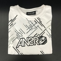 ANSR White Youth T-Shirt