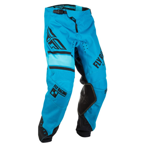 Fly Racing Kinetic Era Blue/Black Pants [Size:30]